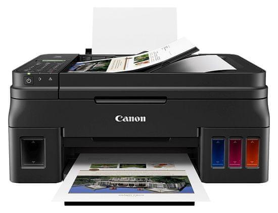 Canon PIXMA G4411 večfunkcijska naprava, brezžična, barvna