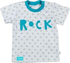 MMDadak chlapecké tričko Rock Star