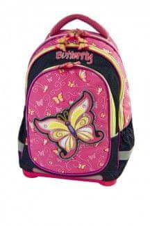 Target nahrbtnik Superlight, Butterfly (00764)