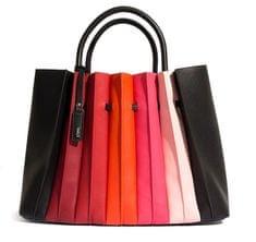 Nalí vícebarevná kabelka
