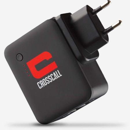 Crosscall Power Pack hišni in prenosni polnilec