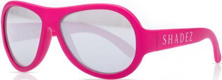 Shadez Dievčenské slnečné okuliare Classics - ružové