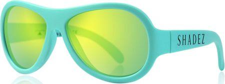 Shadez Chlapčenské slnečné okuliare Classics - tyrkysové