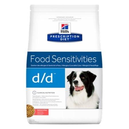 Hill's PD Canine D/D Salmon & Rice 2 kg