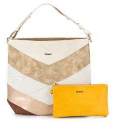 Desigual ženska ročna torbica večbarvna Tantra Gijon
