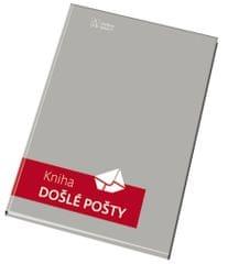 Kniha došlé pošty - záznamní A4, 100 l