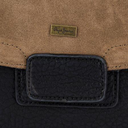 Pepe Jeans černá crossbody kabelka Kaia  0ed378f4971