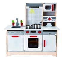 Hape Kuchyňka 4 v 1