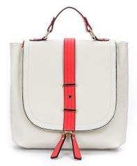 Bessie London dámský šedý batoh