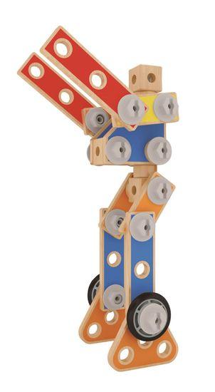 Hape Mali graditelj s ovom igračkom postati će pravi majstor