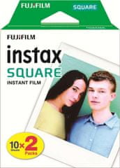 FujiFilm Instax Square Film WW2 (20ks)