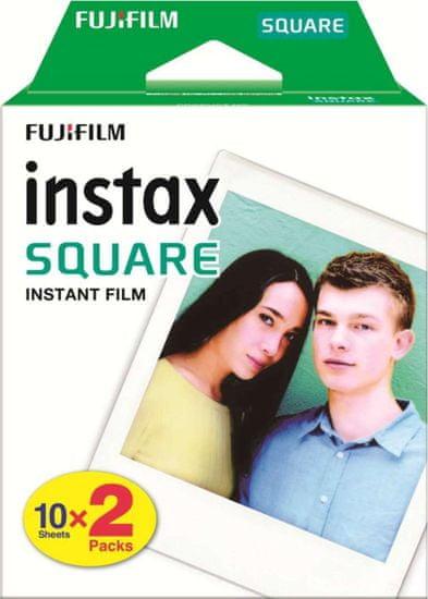 FujiFilm Instax Square Film WW2 (20ks)