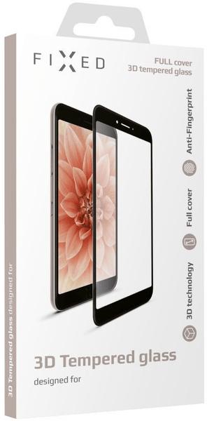 Fixed 3D Full-Cover ochranné tvrzené sklo pro Huawei P10 lite, černé FIXG3D-194-BK