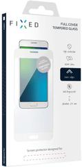 Fixed Full-Cover ochranné tvrzené sklo pro Nokia 3, přes celý displej, bílé FIXGF-200-033WH