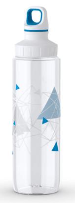 Tefal DRINK2GO fľaša tritan 0,7 L modrá