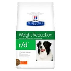 Hill's Prescription Diet r/d Canine z kurczakiem 4 kg