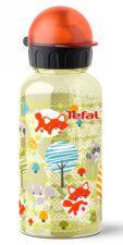 TEFAL KIDS tritán palack 0,4 l sárga