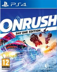 Onrush - Day One Edition (PS4)