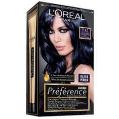 L'Oréal Barva na vlasy Préférence Black Pearls