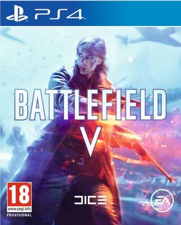 Electronic Arts igra Battlefield V (PS4) – datum izida 20.11.2018
