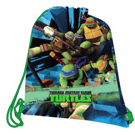TMNT vrečka za copate 21458
