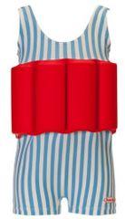 Beverly Kids Chlapecké nadnášející plavky Dancer - modro-červené