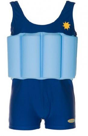 Beverly Kids Chlapčenské nadnášajúca plavky 110 modré
