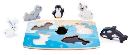 Hape leseni puzli Polarne živali