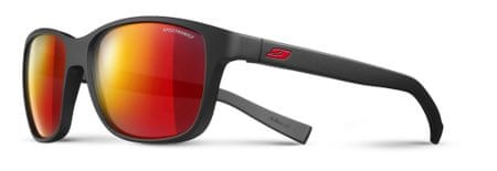 Julbo Powell SP3 CF Matt Black/Red