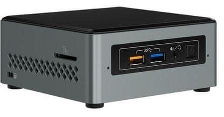 Intel NUC Kit BOXNUC6CAYH, Celeron J3455, Barebone
