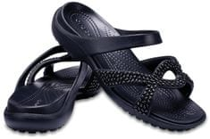 Crocs Sandały Meleen Twist Diamante