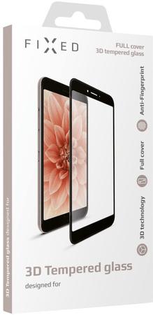 Fixed 3D Full-Cover ochranné tvrdené sklo pre Samsung Galaxy J5 (2017), čierne FIXG3D-170-BK