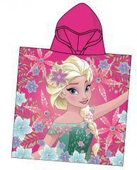 Disney by Arnetta dívčí pončo Frozen