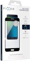 Fixed Full-Cover ochranné tvrz sklo pro Samsung Galaxy J7 (2017), celý displej, černé FIXGF-171-033BK