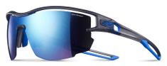 Julbo športna sončna očala Aero SP3 CF Translucide Grey/Blue, siva/modra