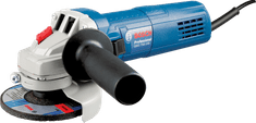 BOSCH Professional kotni brusilnik GWS 750 S (0601394121), 125 mm