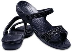 Crocs Cleo V Diamante Sandal W