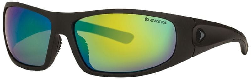 81a1ffb4fa Greys Polarizační Brýle G1 Sunglasses Matt Carbon Green Mirror