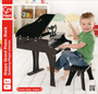 2 - Hape piano, črna