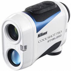 NIKON CoolShot Pro Stabilized lézeres távolságmérő