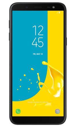 Samsung GSM telefon Galaxy J6 2018, 32 GB, Dual SIM, črn
