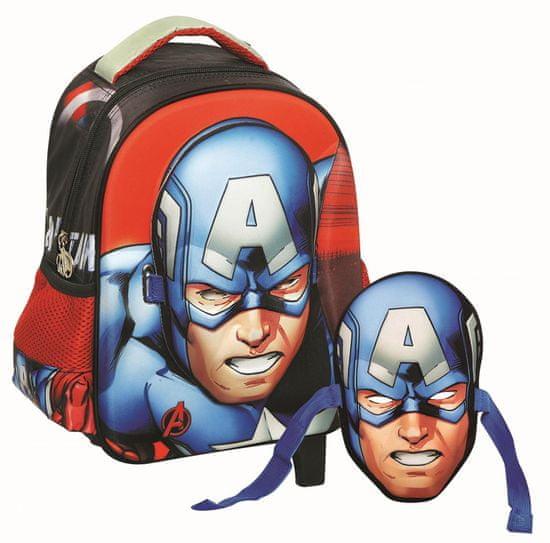 GIM Plecak z Capitanem America