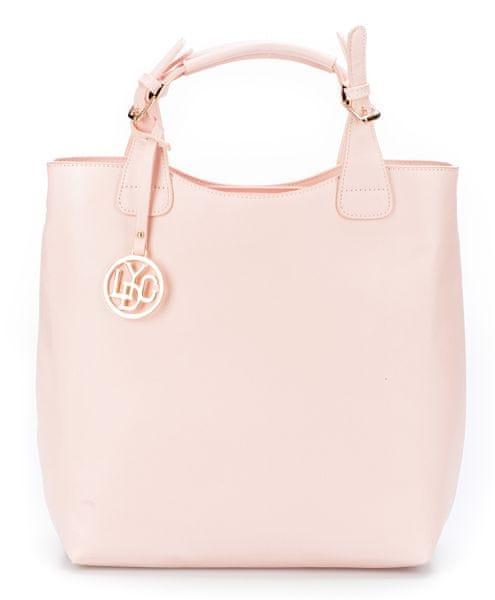 Lydc růžová kabelka Pure b0f10086847