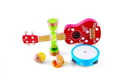 Hape Mini glasbeni set