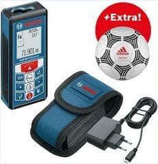 BOSCH Professional laserski merilnik razdalj GLM 80 + nogometna žoga Adidas (06159940LN)