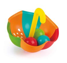 Hape vodna igrača - dežnik s kroglicami