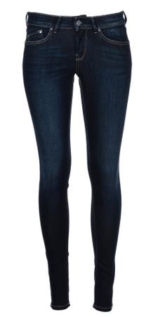 Pepe Jeans jeansy damskie Pixie 26/30, ciemny niebieski