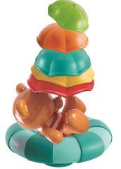 Hape Vízi játékok - Medve ernyővel