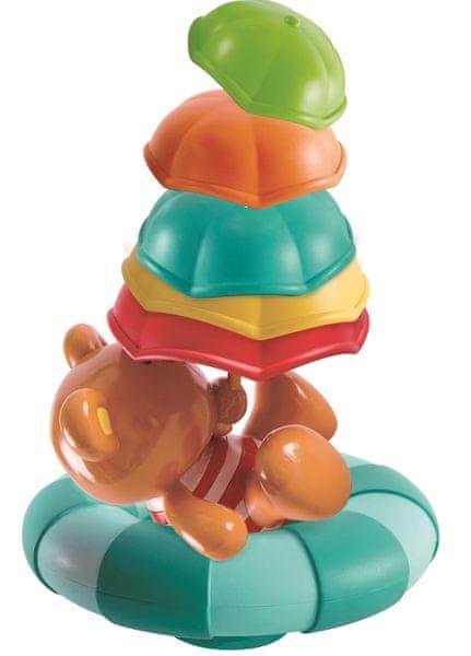 Hape Hračky do vody - Medvídek s deštníkem