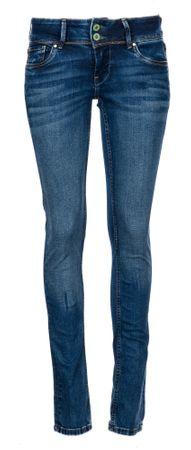 Pepe Jeans ženske traperice Vera 25/32 plava
